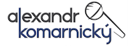 Alexandr Komarnický Logo